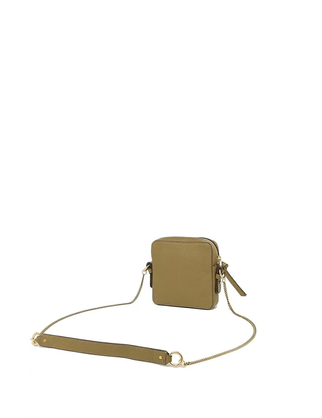 Bolso See by Chloé khaki bandolera Shoulder bag