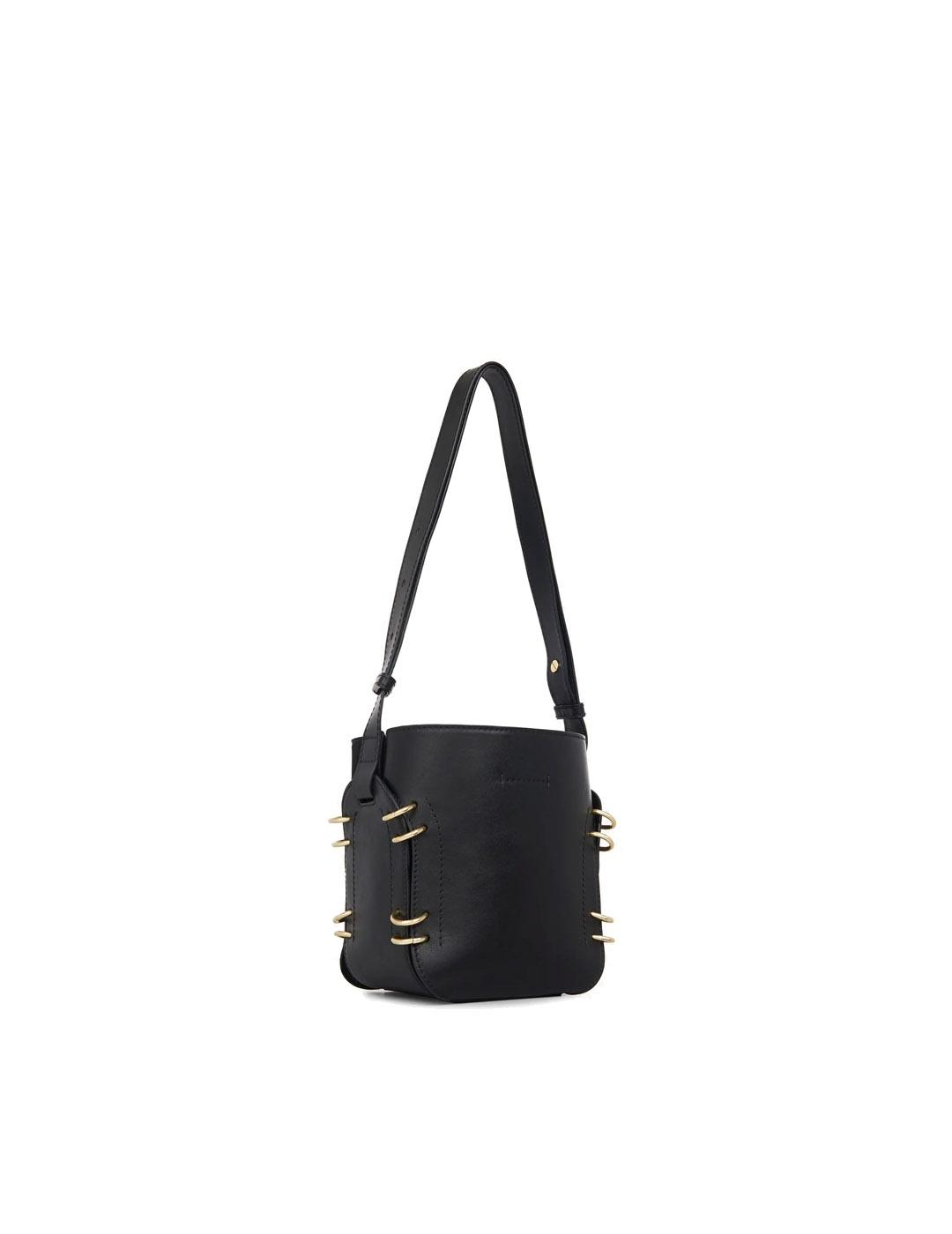 Bolso See by Chloé negro ALVY Shoulder Bag