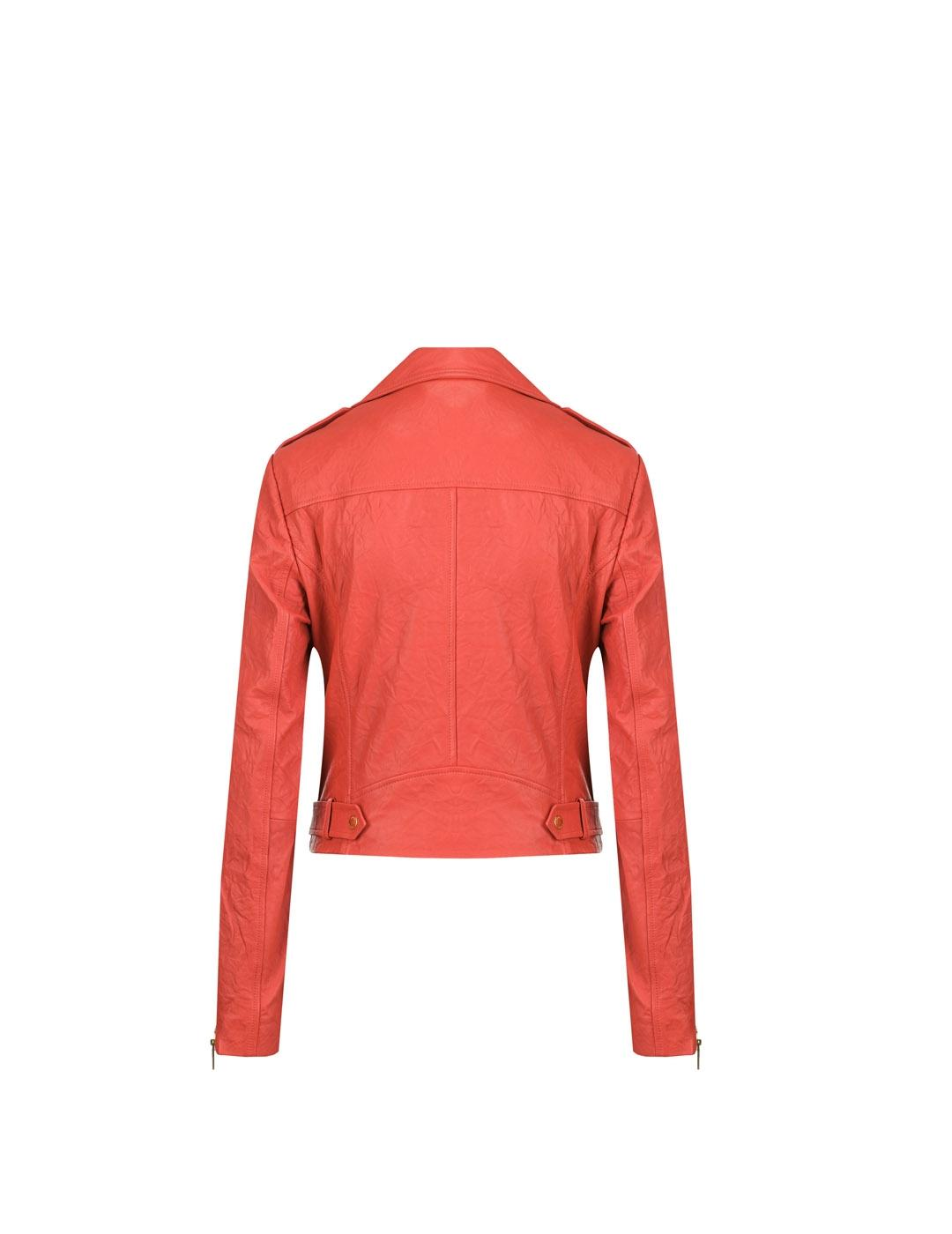 Cazadora Michael kors sangria Leather Jacket