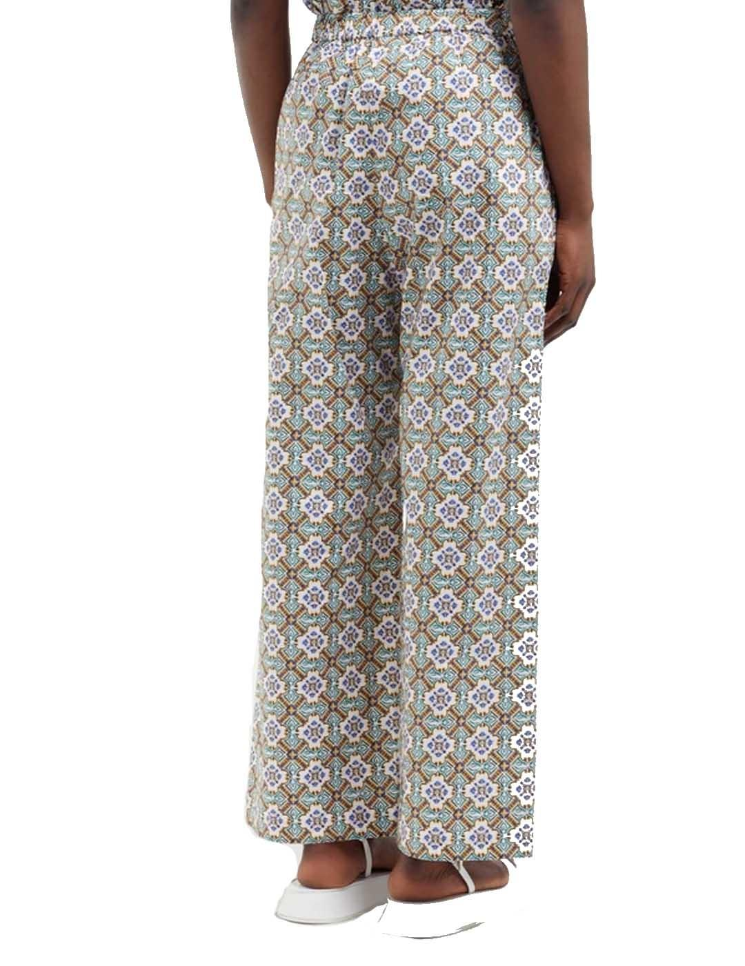 Pantalones Maxmara Weekend multicolor estampado Tantalo