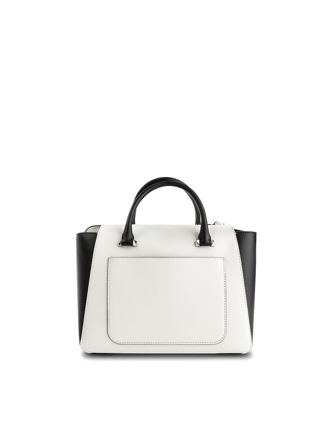 Bolso Michael Kors B-N Nolita Medium Satchel