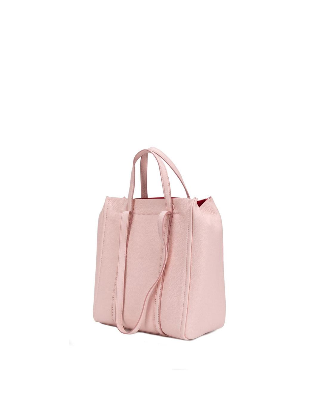 Bolso Marc Jacobs rosa The Tag Tote 27