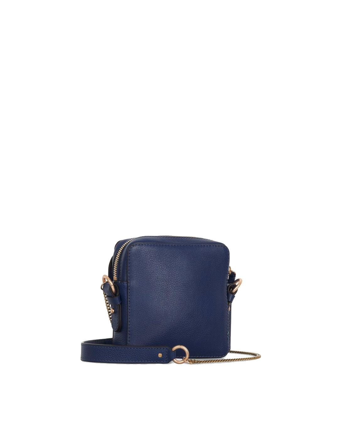 Bolso See by Chloé azul Joan SBC Shoulder Bag